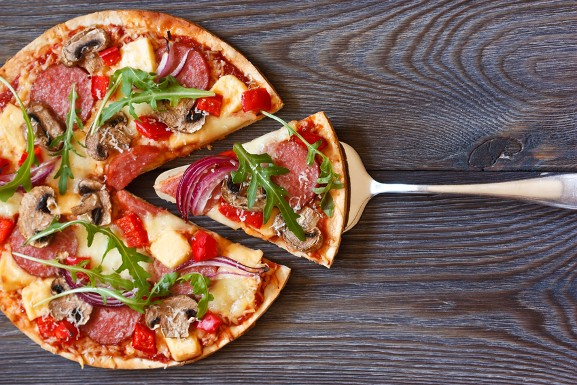 Pizza i Burgery